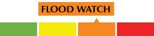 Flood watch level