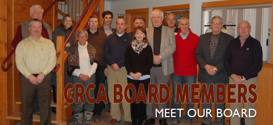 Meet the CRCA Board Members