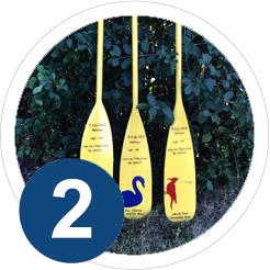 Hike Challenge Paddles