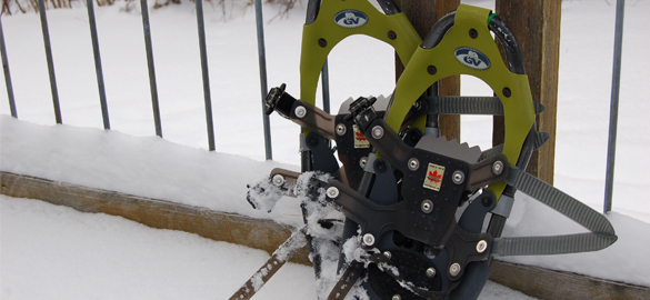 ski and snowshoe rentals