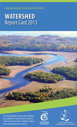 2013 watershed report card